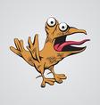 Funny Bird vector image