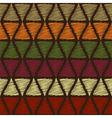 horizontal pattern vector image