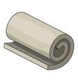 Carpet icon cartoon style vector image