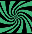 abstract swirl background from spiral ray stripes vector image vector image