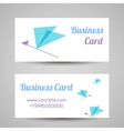 InsectBusinessCards3 vector image