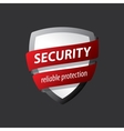 logo security vector image
