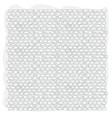 background of white bricks vector image