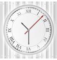 clock vector image vector image