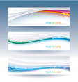 Header Banner vector image vector image