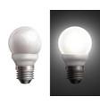 energy saving lamps vector image vector image