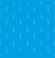 laboratory buret pattern seamless blue vector image vector image