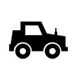 roller icon vector image
