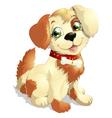 doggie vector image vector image