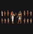 egypt ancient gods background