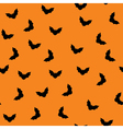 seamless bat pattern vector image