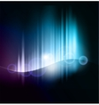 Abstract blurred light background vector image vector image