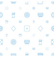 chance icons pattern seamless white background vector image vector image