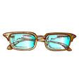 Glasses corrective vision accessory color