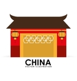 china culture vector image vector image