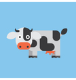Cow Icon Animal vector image vector image