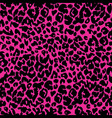 Seamless animal fur pattern vector image vector image