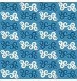 Vintage eastern seamless pattern vector image vector image
