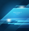 Abstract blue transparency background