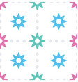 flowers and floral seamless pattern vector image vector image