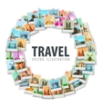 travel vacation historic architecture the vector image vector image