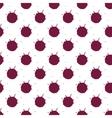 Wine blots seamless pattern vector image vector image