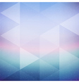 Abstract geometric retro background pattern eps10 vector image vector image