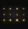 Glow light effect