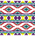 mexican ornament5 vector image vector image