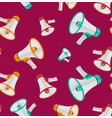 realistic detailed 3d megaphone or loudspeaker vector image