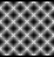halftone seamless pattern with dotted circles vector image vector image