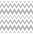 stylish striped background - seamless zigzag vector image vector image