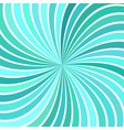 hypnotic abstract spiral ray stripe background vector image vector image