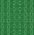 pattern cucumber vector image