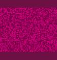 banner purple random circle mosaic dots vector image
