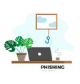 phishing vector image