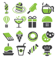 sweet pack vector image