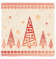 Vintage Christmas set of design elements