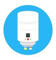 boiler icon vector image