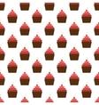Cake pattern seamless