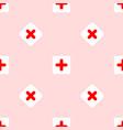 minimal flat medical and healthy conceptual vector image