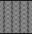zigzag chevron seamless pattern black and vector image