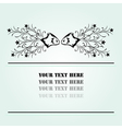 abstract invitation vector image