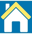 House Icon from Commerce Set vector image