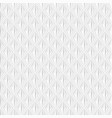 white geometric texture seamless decorative vector image vector image