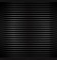 bars corrugated black background dark lined vector image