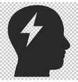 Brainstorming Icon vector image