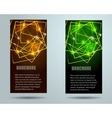 Collection banner design background vector image vector image