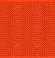 red realistic seamless knit pattern eps 10 vector image vector image