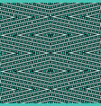 colored lines abstract geometric background vector image